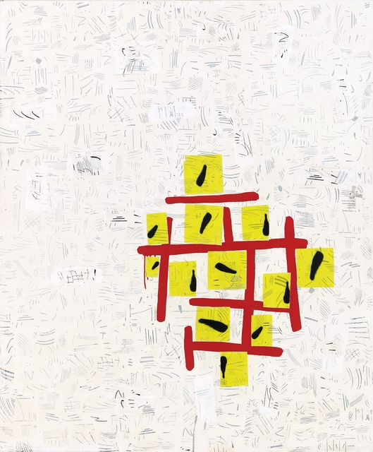 , 'Red / Yellow,' 2014, Beth Urdang Gallery