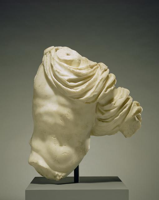 'Torso of Actaeon',  1st -2nd century, J. Paul Getty Museum