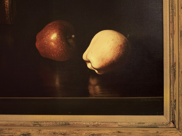 , 'Apples,' 2013, V1 Gallery