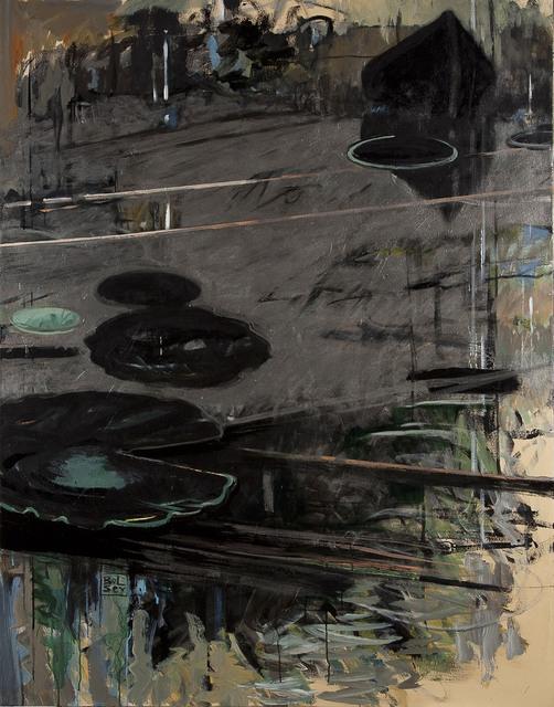 , 'Black Lilies,' 2015, Cross Mackenzie Gallery