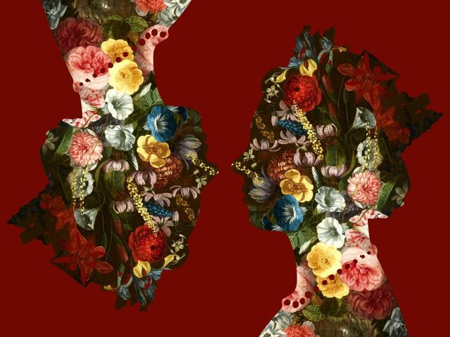 Agent X, 'Queen (Red)', 2018, Gitana Rosa Gallery