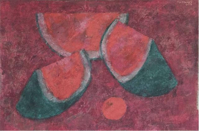 , 'Sandias,' 1973, Galeria Enrique Guerrero