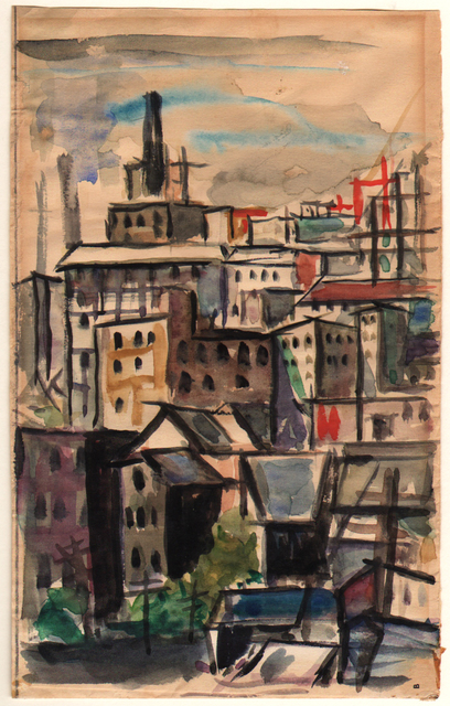 , 'City View,' , Dolan/Maxwell