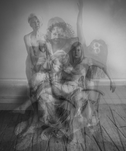, 'Mnemosyne's Daughters, Eutrepe,' 2015, Seen Fifteen Gallery