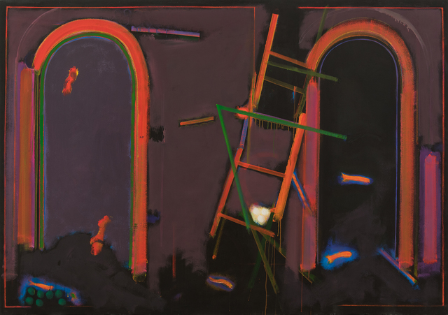 , 'The Arches Ladder,' 1992, Hollis Taggart Galleries