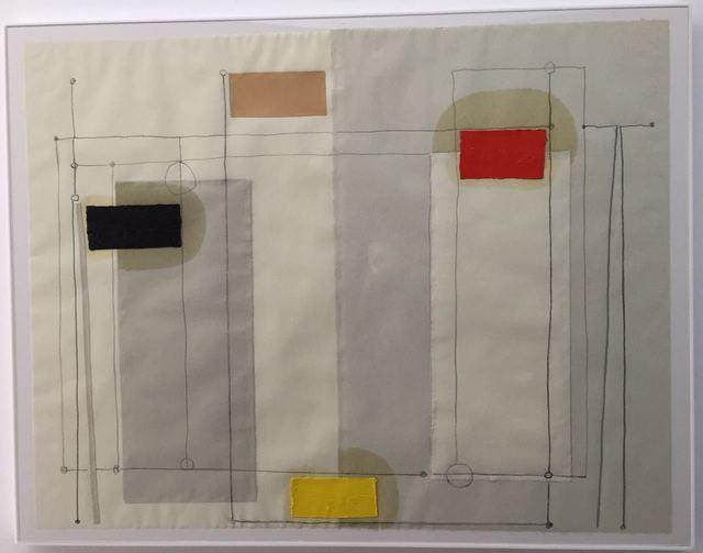 , 'Estrutura de 4 Pontos,' 2016, Galeria Raquel Arnaud