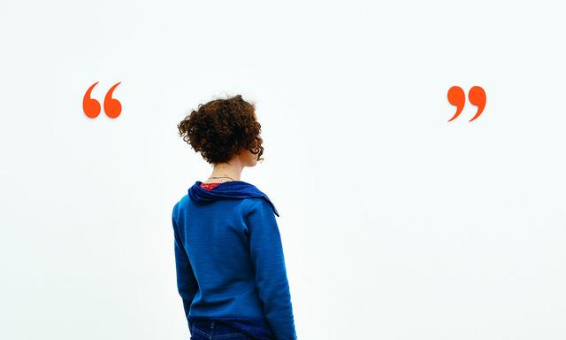 , 'Untitled (quotation) highlighter orange ,' 2005, MKG127