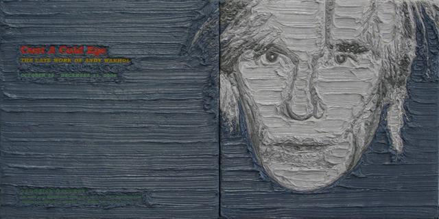, 'Warhol/Gagosian,' 2007, Mireille Mosler Ltd.