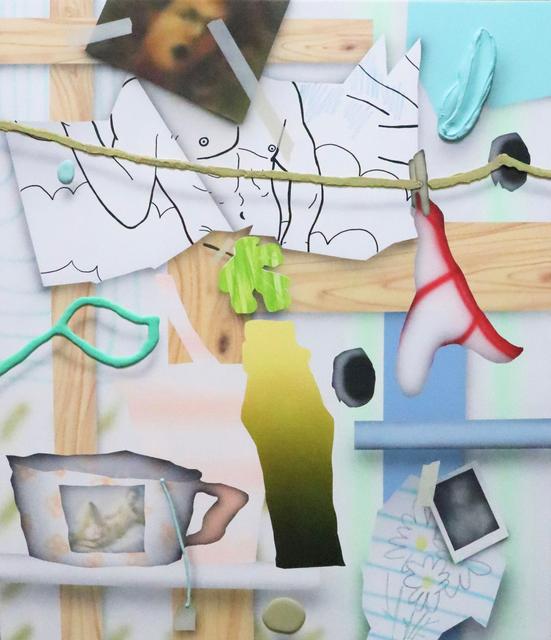 Brandon Lipchik, 'Untitled', 2019, The Garage Amsterdam