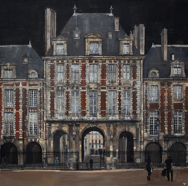 , 'Place des Vosges,' 2013, Cynthia Corbett Gallery