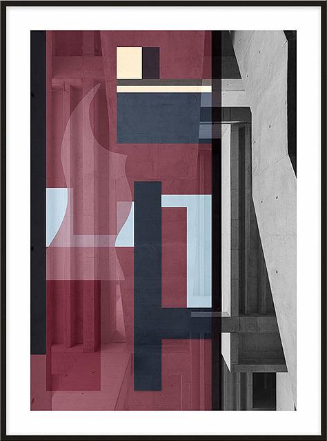 Roland Fischer, 'Transhistorical Places (Paris)', 2018, Von Lintel Gallery