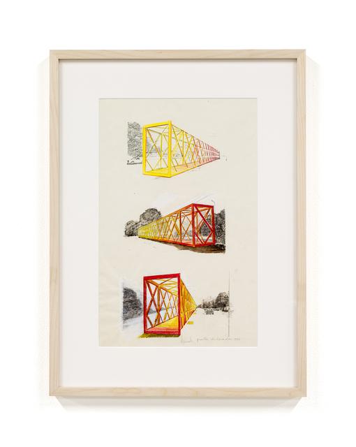 , 'Puentes dislocados,' 1985, PROYECTOSMONCLOVA