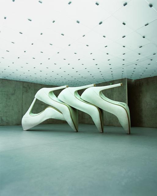 , 'Division (Kunsthaus),' 2010, Garis & Hahn