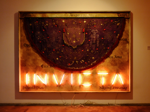 , 'Invicta (Conqueror),' 2015, Sundaram Tagore Gallery