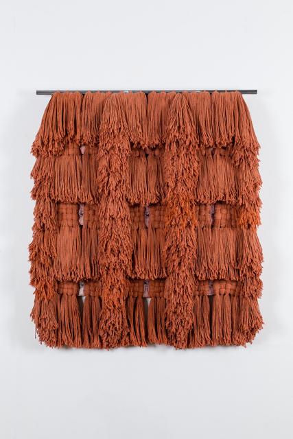 , 'Kentucky (Terracota),' 2016, Galeria Luisa Strina