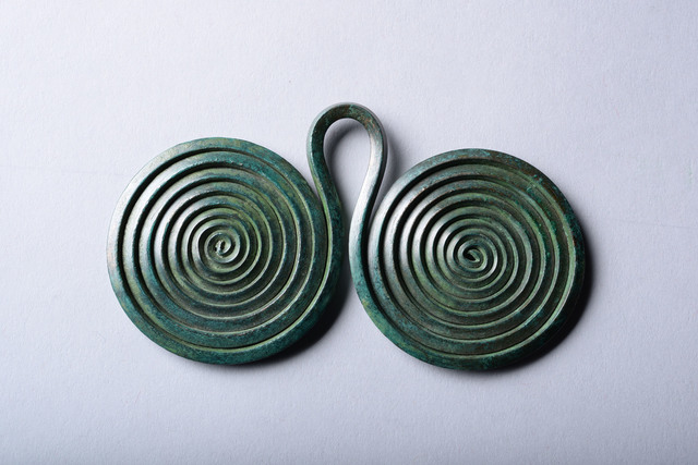 , 'Spiral Brooch,' ca. 1000 BCE, ArtAncient