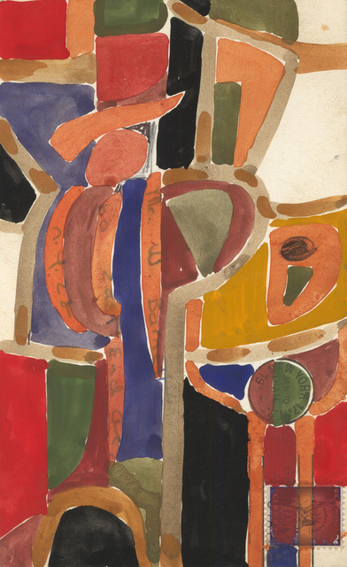 Will Barnet, 'Untitled', ca. 1957, Alexandre Gallery