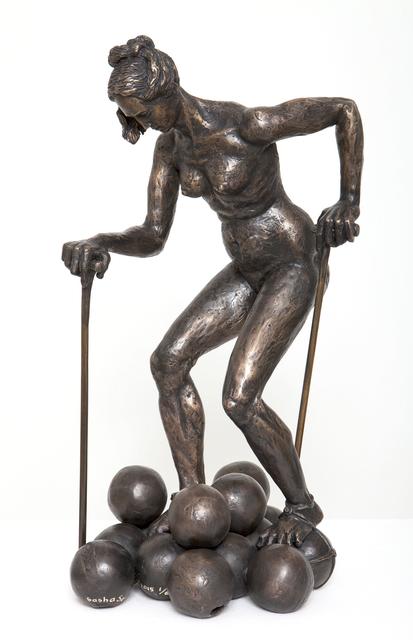 , 'Woman at Gymboree,' 2015, Gordon Gallery