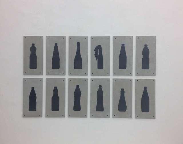 , 'Black Bloc,' 2014, Galería Vermelho