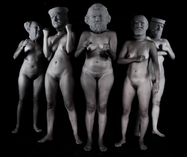 , 'Dictatrixes,' 2017, Carmen Araujo Arte