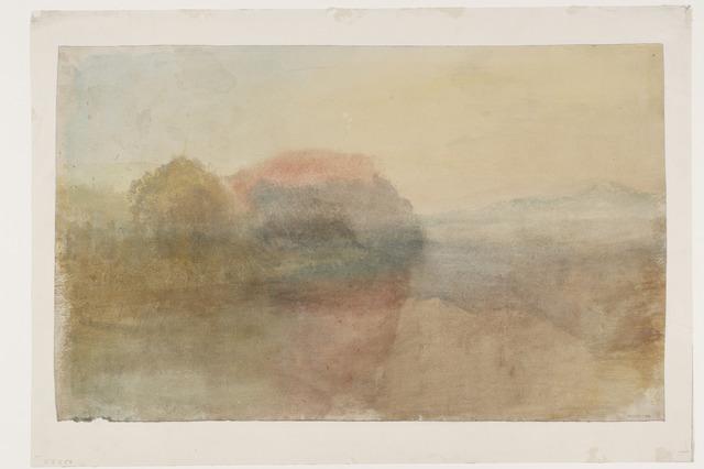 , 'Trematon Castle, Cornwall,' ca. 1828, Turner Contemporary