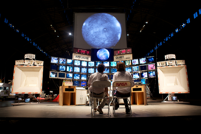 , 'Mission Control,' 2007-2012, Tom Sachs Studio