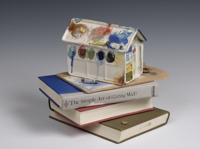 , 'Pallet House Book Jar,' 2009, Orth Contemporary