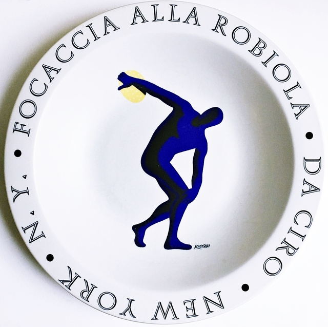 , 'Focaccia Alla Robiola - Da Ciro - New York, NY,' 1998, Alpha 137 Gallery