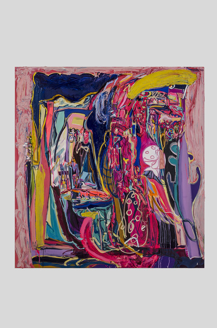 , 'Passe Simple,' 2017, Mindy Solomon Gallery