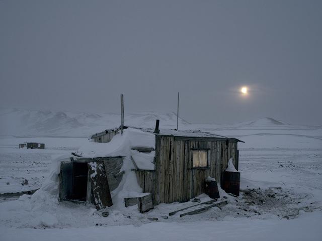 , 'A Hut in Narsaarsuk,' 2016, Hans Alf Gallery