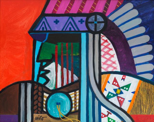 , 'Iron Hawk,' 2017, Ventana Fine Art