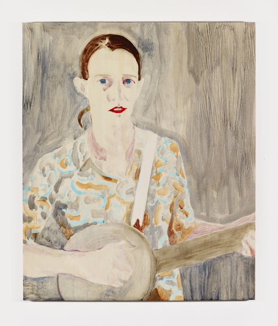 , 'Gillian (Absent Friends),' 2014, Arusha Gallery