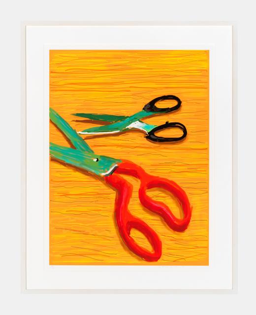 David Hockney, 'Double Portrait', 2011, Richard Gray Gallery