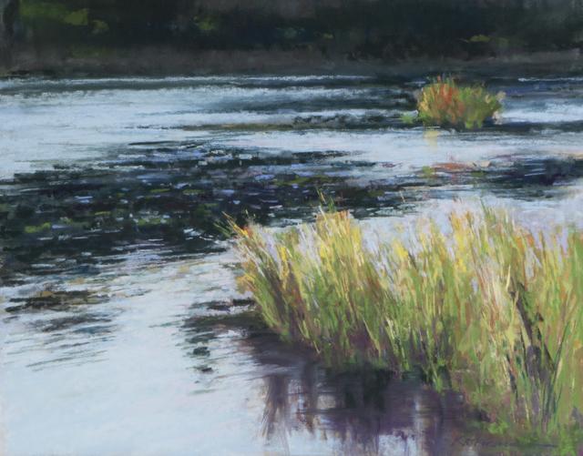 , 'Autumn Reeds,' ca. 2019, Copley Society of Art