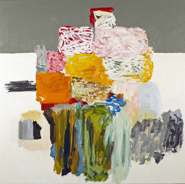 , 'Pile of Paint,' 2014, Kathryn Markel Fine Arts