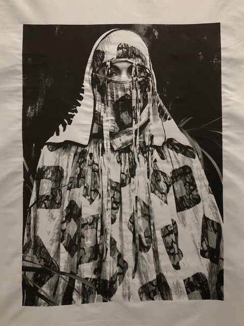 Zohra Opoku, 'Secretive (variation 4)', 2017-2018, Mariane Ibrahim Gallery