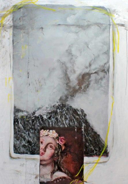 , 'Under the Volcano,' 2017, Kloser Contemporary Art
