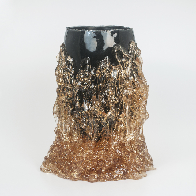 , 'Black Mini- Roots Vase,' 2016, The Gallery at Reinstein|Ross