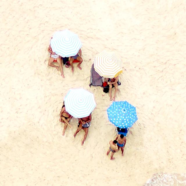 , 'Copacabana Mini Series XVII,' 2016, Newzones