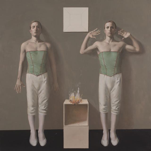 , 'Performer,' 2001-2002, Jason McCoy Gallery