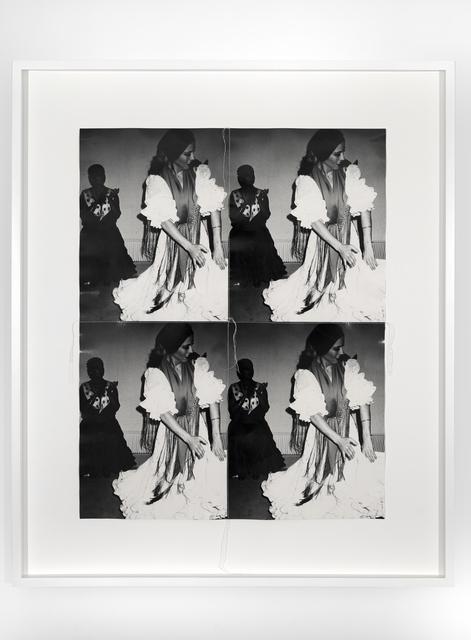 , 'Flamenco Dancer,' ca. 1977, Jack Shainman Gallery
