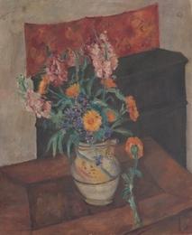 Interno con fiori