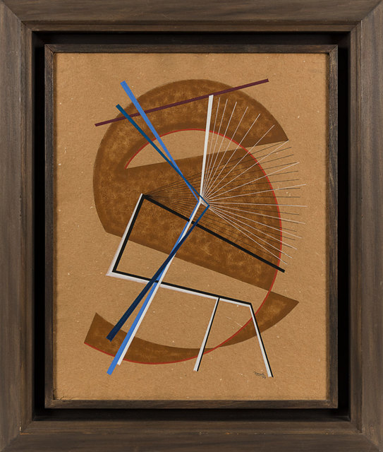 Cesar Domela, 'Composition ', 1949, Rosenberg & Co.