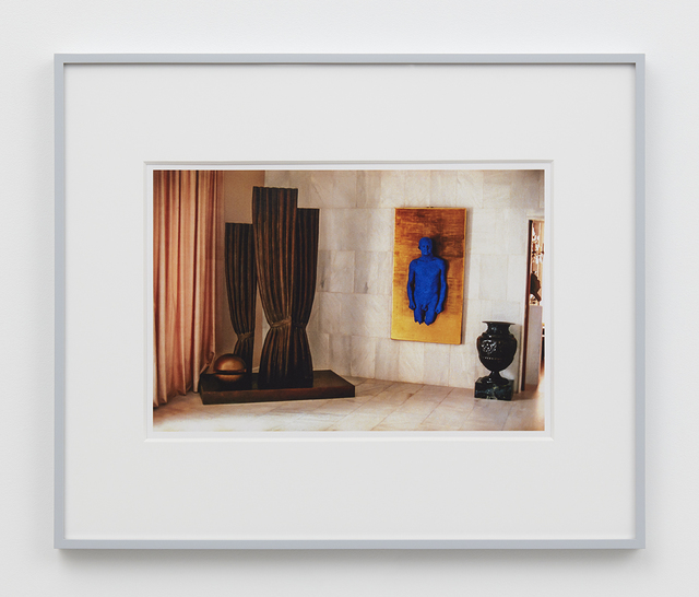 , 'Villa Iolas (René Magritte, Yves Klein, Man Ray),' , David Kordansky Gallery