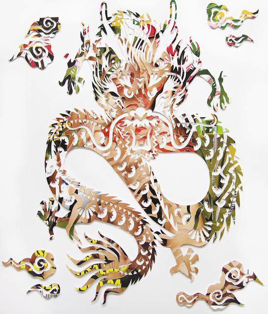 Robert Brinker, 'Cherry Dragon', 2016, Michael Warren Contemporary
