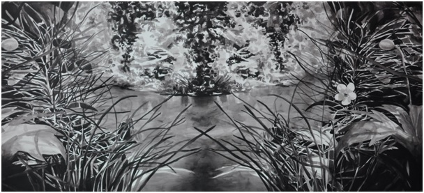 , 'Daffodil,' 2015, Merkur