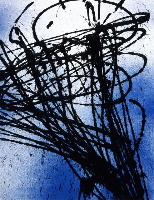 Hans Hartung, 'T1989-A12', 1989, Waddington Custot