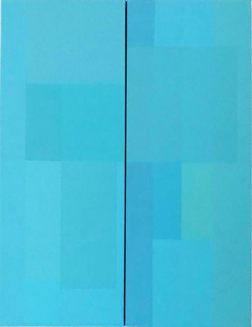, 'Untitled (diptych),' 2016, ARTSOLAR