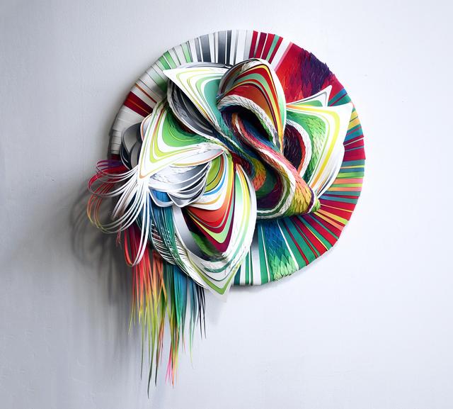 , 'Arquus,' 2018, Hashimoto Contemporary