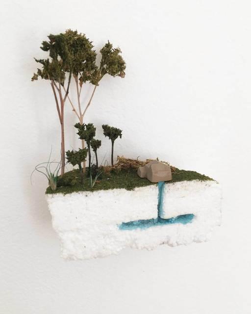 , 'Islands 17,' 2015, Hashimoto Contemporary